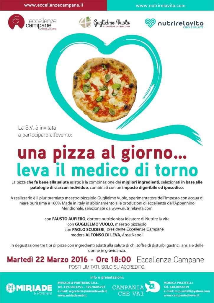 Pizza e salute