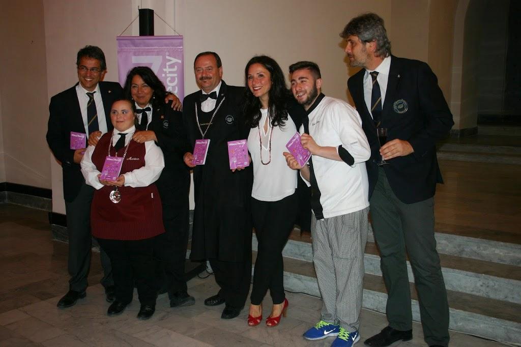 Rosso&SanGennaro una foto della edizione 2014