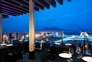 Hotel Romeo, la vista
